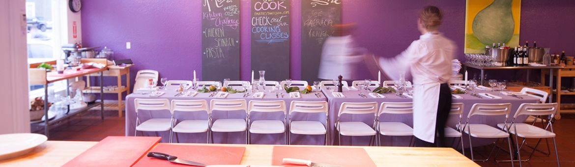 Parties That Cook Promotes Love with Valentine's Day Couples Cooking Classes