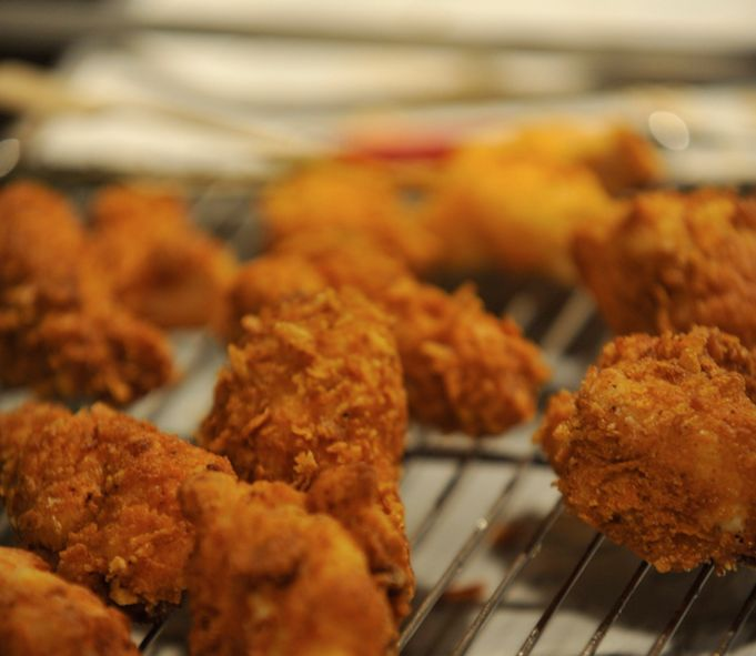 Southern Fried Chicken Dinner Cooking Class