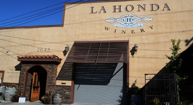 La Honda Winery