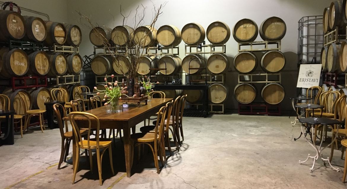 Eristavi Winery