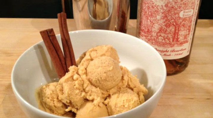 Homemade Spice Ice Cream Recipe