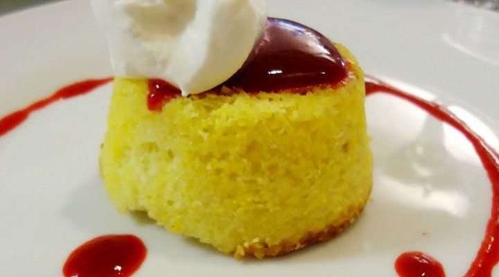 Quatro Leches: Sponge Cake with Four Milks and Fresh Strawberries Recipe