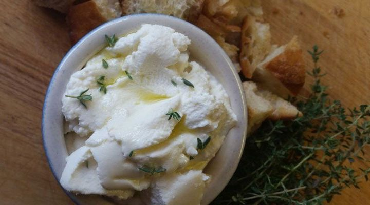 Real Deal French Onion Dip with Warm Sourdough Bread Recipe
